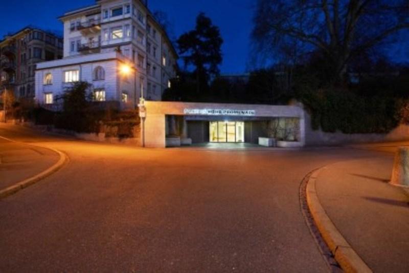 Parkhaus Hohe Promenade