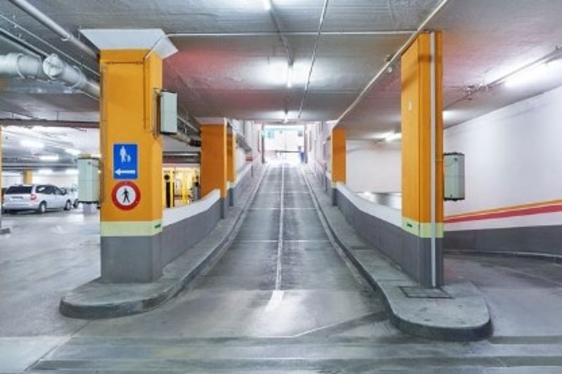 Parkhaus Zürichhorn