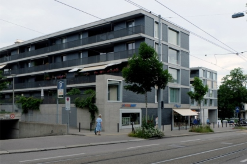 Parkhaus A-Park