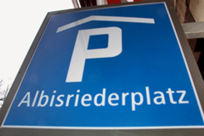 Parkhaus Albisriederplatz